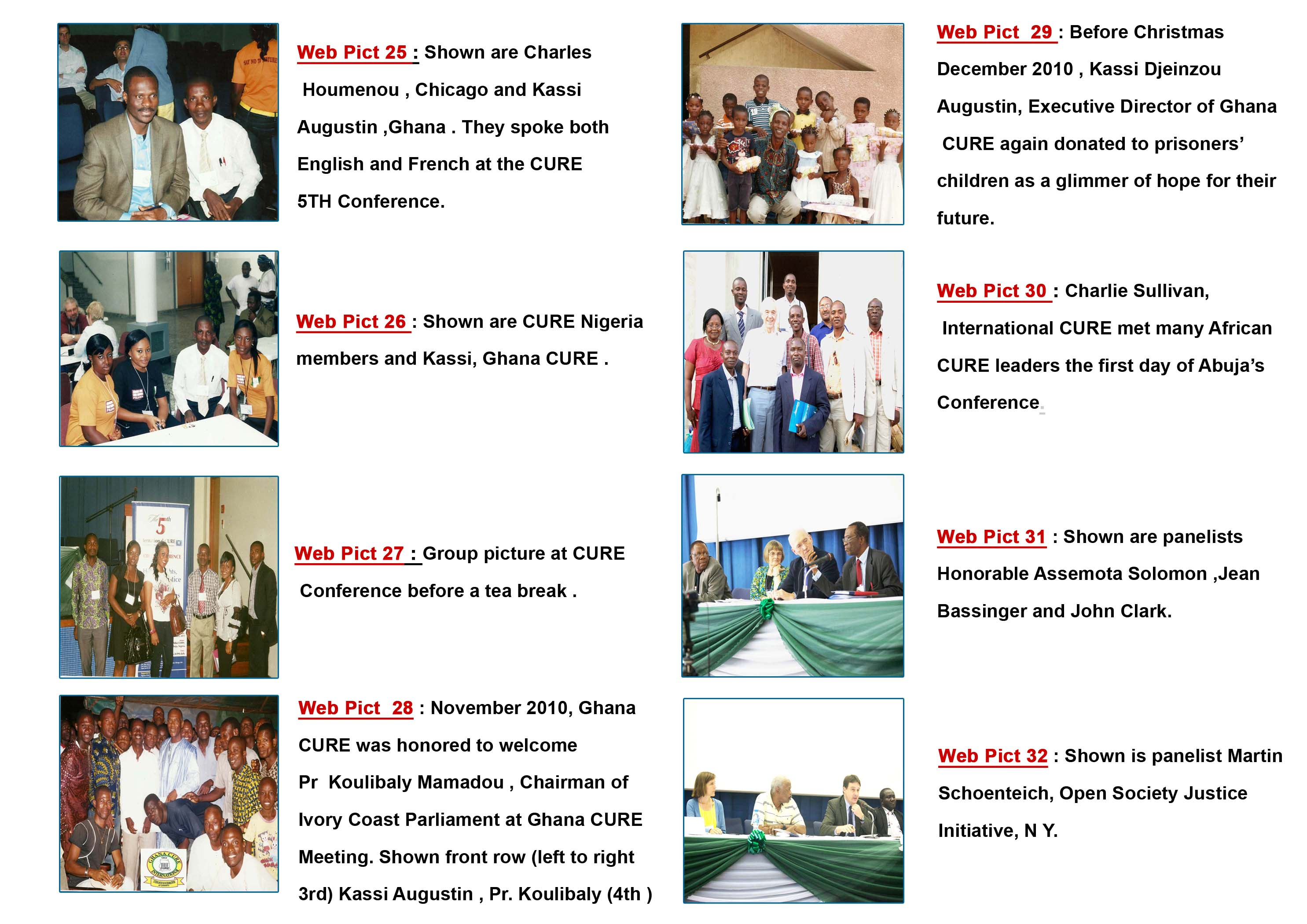 Ghana CURE images - 4